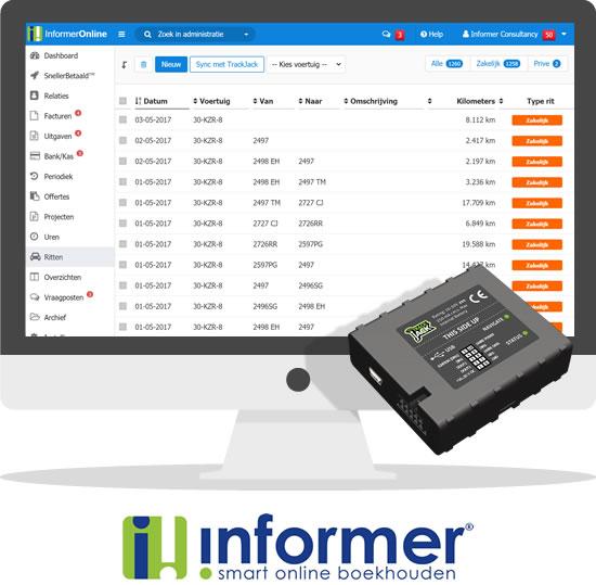 TrackJack-Informer