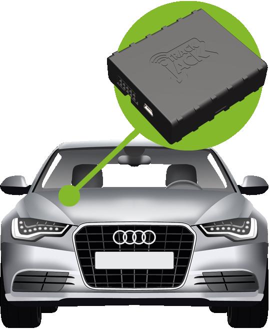GPS Tracker Auto_voorbeeld