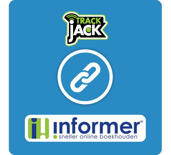 TrackJack-Informer-koppeling