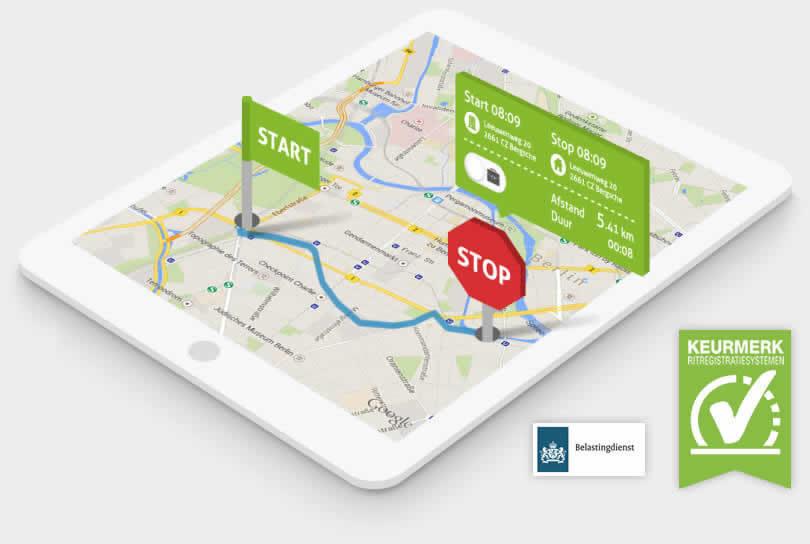 Wagenparkbeheer - Kilometerregistratie