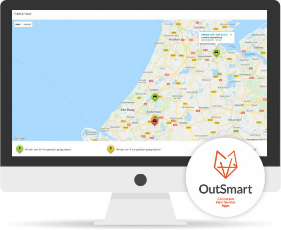 OutSmart-App-screen