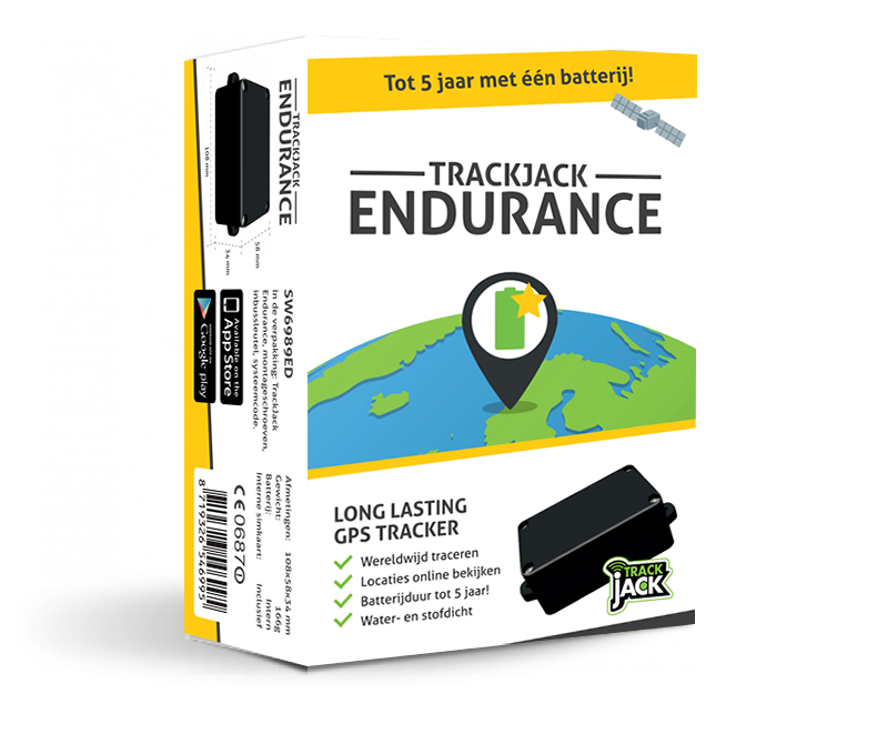 Endurance Container tracker