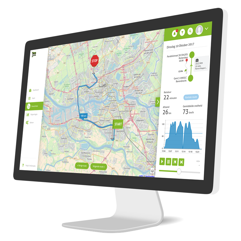 Kilometerregistratie MKB