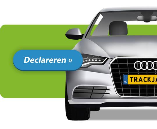 Kilometerregistratie prive auto vergoeding - TrackJack