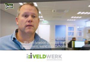 Kilometerregistratie TrackJack Veldwerk