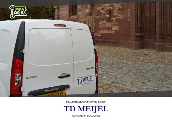 TD Meijel GPS tracker TrackJack