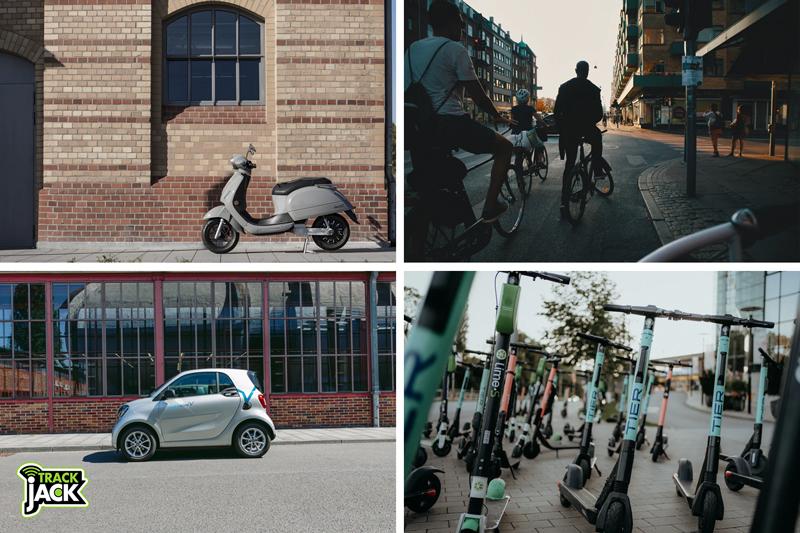 mobiliteit ritregistratie