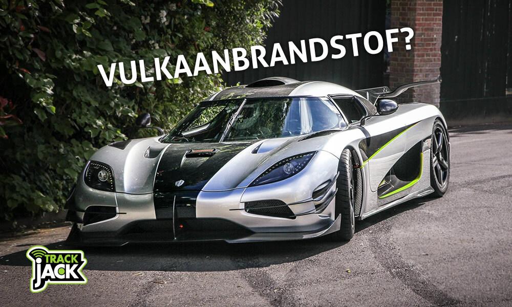 Koenigsegg blackbox track en trace systeem