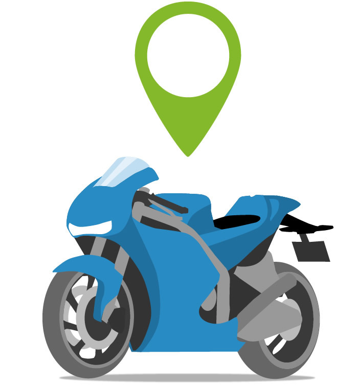 gps tracker motor van TrackJack