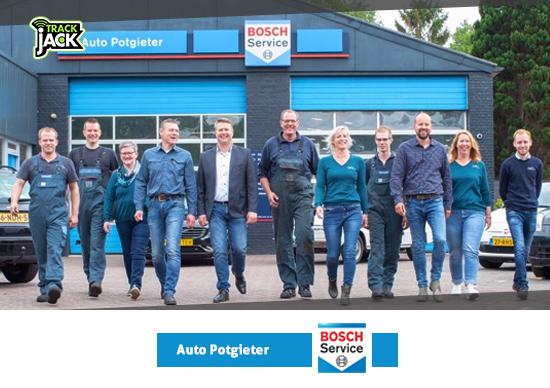 ritregistratie en fleet management bij Bosch