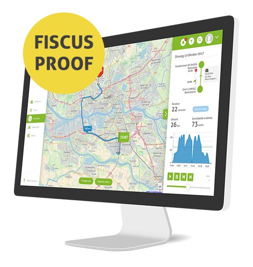 fiscus proof ritregistratie