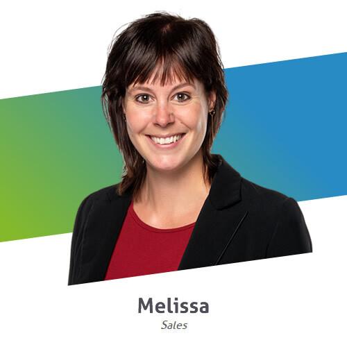 Neem contact op met Melissa van TrackJack