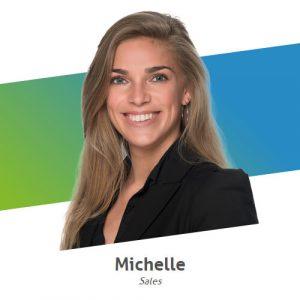 Neem contact op met Michelle van TrackJack